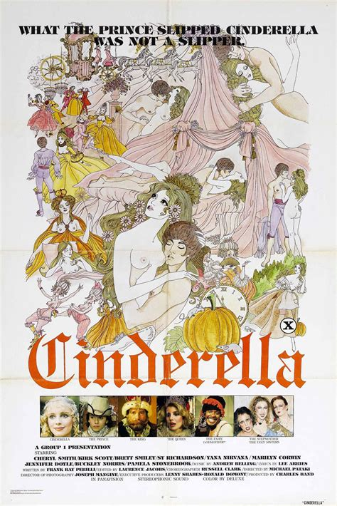 Grimm Times 1970s Fairy Tale Sex Movie Posters