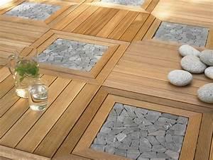 Terrasse En Caillebotis : 46 best images about terrasses on pinterest terrace ~ Premium-room.com Idées de Décoration
