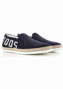 Nicholas Kirkwood Size Chart Tod 39 S Men 39 S Slip Ons Shoes In Blue Suede Leather Italian