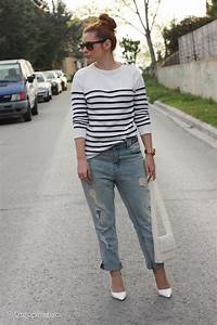 Casual chic in boyfriend jeans | Outfits - Do You Speak Gossip?Do You Speak Gossip?