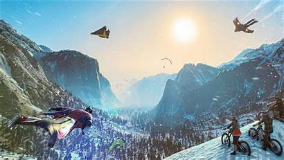 4k Republic Riders Ultra Games 2160 Resolutions