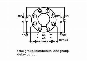 11 Pin Timer Relay Diagram