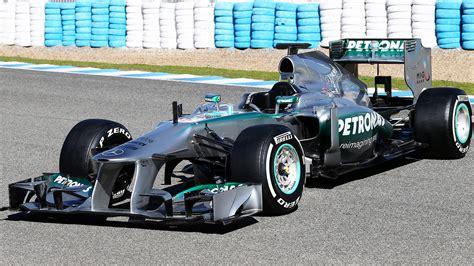 Mercedes f1 w04 (bs) formula one car (en); 2013 Mercedes-AMG F1 W04 - Wallpapers and HD Images   Car Pixel