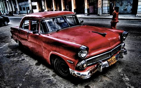 Free Classic Car Pictures Wallpaper