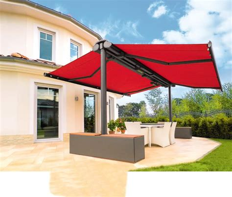 markilux syncra  flex freestanding awnings roche awnings