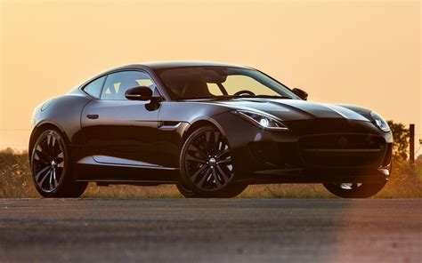 jaguar  type  coupe hpe  hennessey