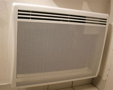 radiateur electrique pour cuisine comment installer un radiateur électrique conseils et