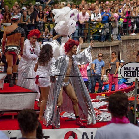 amsterdam prinsengracht gay pride canal parade 2011