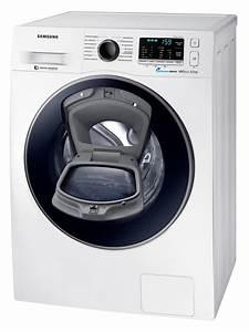 Waschmaschine Toplader Schmal : samsung waschmaschine addwash slim ww5500 ~ Orissabook.com Haus und Dekorationen