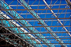 Roof Truss Canopy Structure Space Frame Engineering