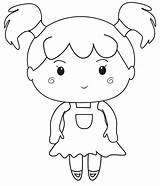 Coloring Pages Cartoon American Printable Grace Crying Getcolorings Playing Useful Illustration Smiling sketch template