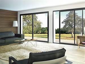 Baie Vitrée Double Vitrage : baie vitr e double vitrage paris devis gratuit ~ Voncanada.com Idées de Décoration