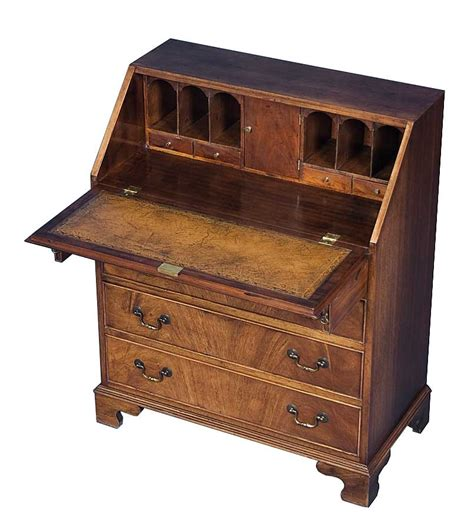 location bureau 17 antique desk in mahogany with brown