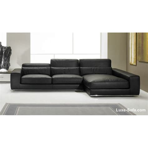 canapé de luxe design canapé d 39 angle de luxe en cuir de vachette matisse verysofa