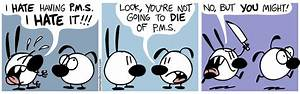 Can you die of PMS? « Mimi and Eunice