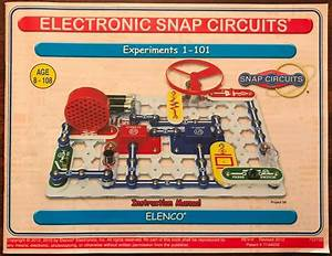 Electronic Snap Circuits Experiments 1