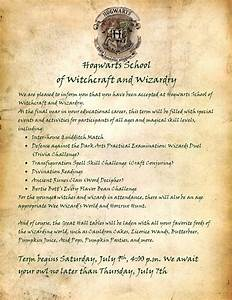 hogwarts letter template image collections template With letter to hogwarts template