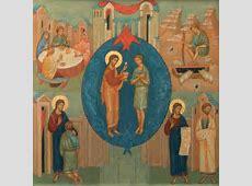 Duminica a 34a după Rusalii a Întoarcerii Fiului