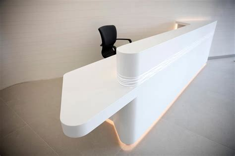 corian reception desk evoke corian reception counter