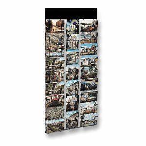 Porte Carte Postale Mural : presentoir cartes postales comparer 30 offres ~ Teatrodelosmanantiales.com Idées de Décoration