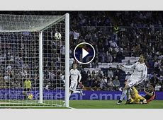 Real Madrid vs Almeria 30 All Goals Highlights
