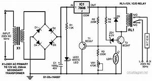 emergency light circuit diagram pdf circuit diagram images With circuit diagram a