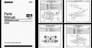 Manuales De Maquinaria Pesada  Caterpillar 428e Manual De