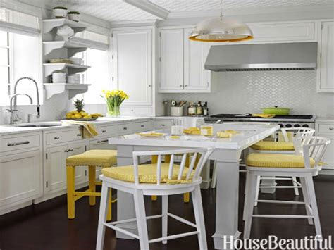 Grey And Yellow Kitchen Ideas