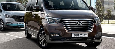 Gambar Mobil Hyundai Starex by комплектации фотографии и цены на рестайлинговый Hyundai
