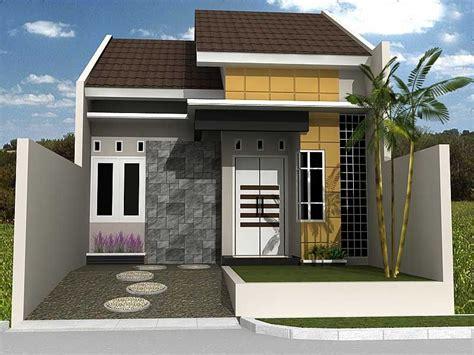 rumah minimalis biaya  juta   minimalist house