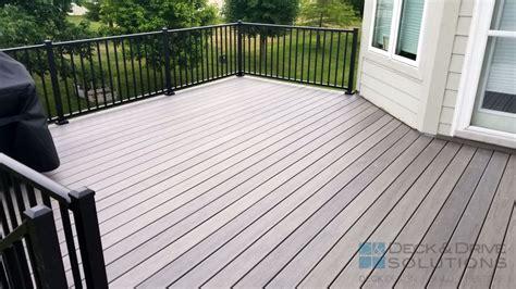 timbertech ashwood deck des moines deck builder deck