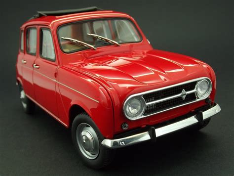 renault one ebbro renault 4l 25002 1 24 scale