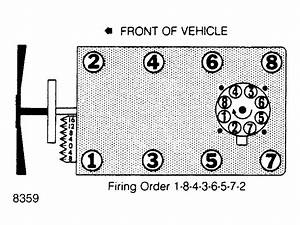 Brandon Williams  Sbc Firing Order Distributor Diagram