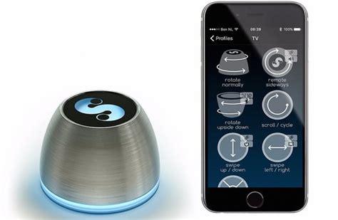 Беспроводной гаджет Spin Remote управление сразу несколькими домашними устройствами Техкульт