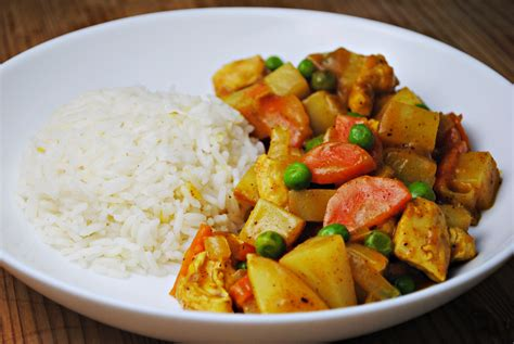 curry cuisine japanese chicken curry