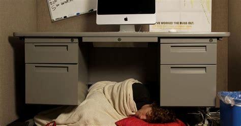 Mau Lebih Sukses Di Tempat Kerja? Tidur
