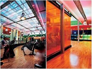 Club Med Gym : colorful spaces and ultra modern club med gym archimover architecture interior design ~ Medecine-chirurgie-esthetiques.com Avis de Voitures