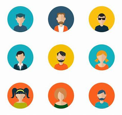 Icon Profile Icons Google Avatar Vector Customer