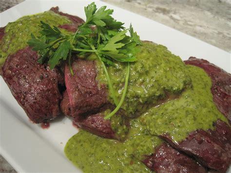 steak sauce recipe recipe chimmichuri steak sauce stylish spoon