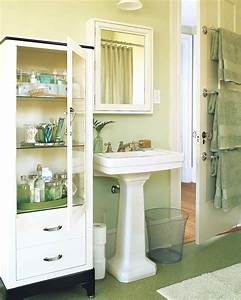 Organized, Bathrooms