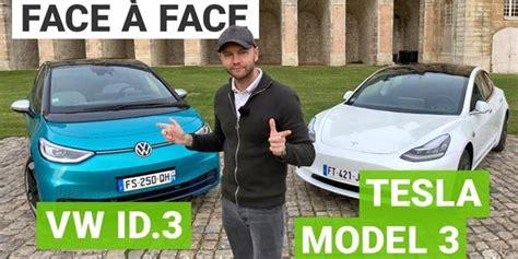 14+ Vw Id3 Vs Tesla 3 Gif