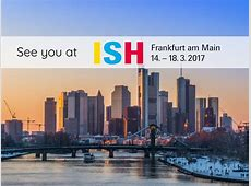 Unilab to attend ISH 2017 in Frankfurt UNILAB Heat