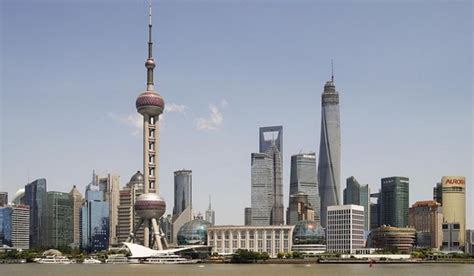 Tallest Buildings Shanghai Worldatlas