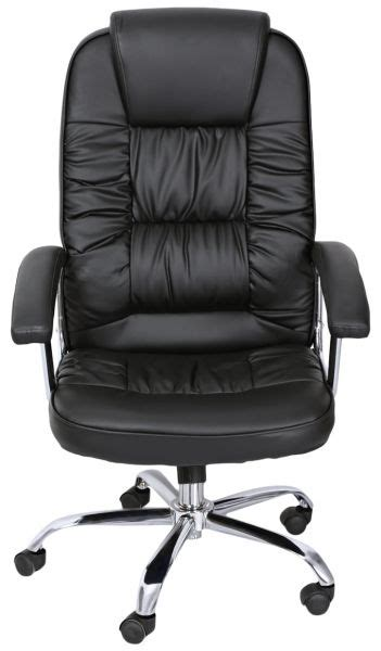 Desk Chair With Wheels by Aft 9928bl Office Chair With Wheels Black Souq Uae