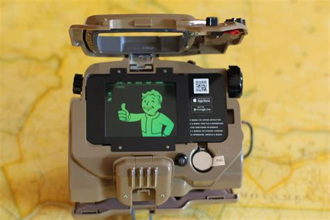 iphone pip boy xbox one fallout 4 pip boy edition and far harbor giveaway