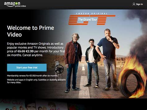 Amazon Prime Video dostupan u Srbiji i jeftiniji je od ...