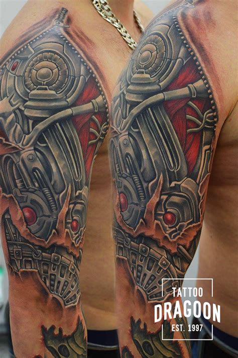 pepa tattoo dragoon