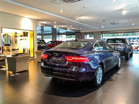 exclusive jaguar land rover dealership    edsa