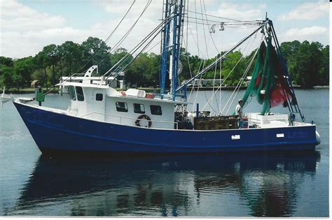 American Shrimp Boats For Sale by East Coast Marine Shrimp Boats For Sale Autos Post