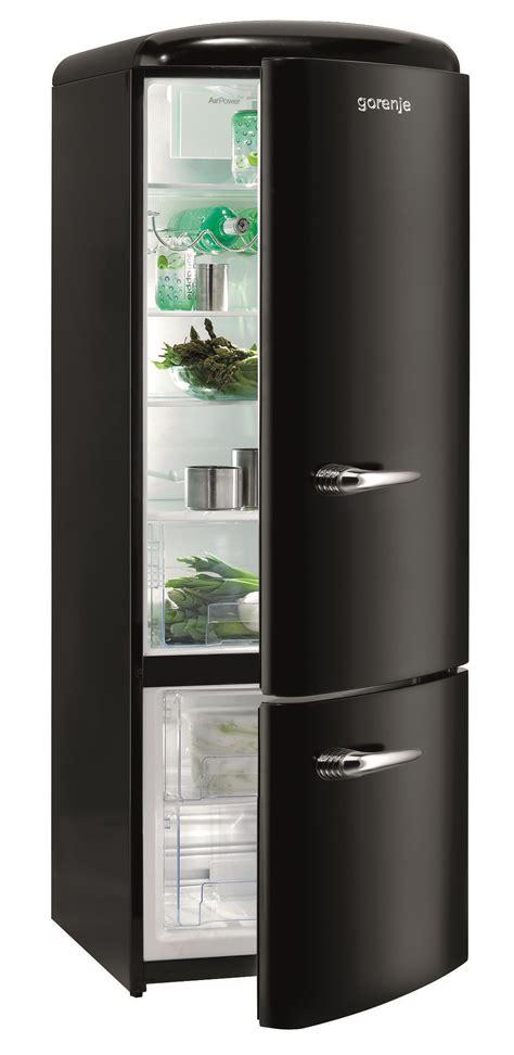 refrigerateur congelateur noir r 233 frig 233 rateur cong 233 lateur gorenje rk60319obk coloris